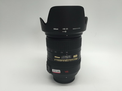 98新尼康  18-200mm f/3.5-5.6G ED VR  18-200 2336