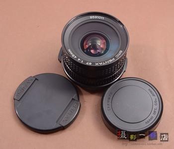 PENTAX 宾得 相机 67用 45/4 新款 45mm F4