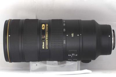 尼康 AF-S 尼克尔 70-200/2.8G ED VR II(NO:4236)