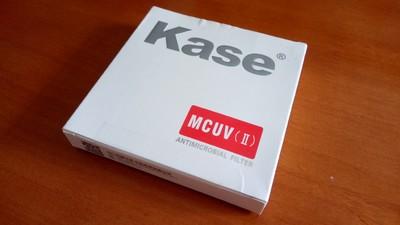半价出售很新的卡色 MC UV(II)UV镜  72mm