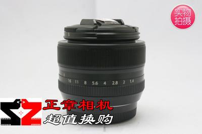Fujifilm/富士 XF35mm f/1.4 R 35/1.4 微单相机镜头