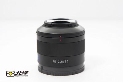 99新 索尼 T* FE 35mm F2.8 ZA(BG09220002)