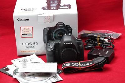Canon 佳能 EOS 5D2 5d MARK II 全画幅单反 带包装极美品成色