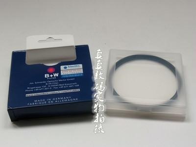 成色极好国行德国原装正品 B+W 82mm 010 F-PRO UV 带包装保护盒