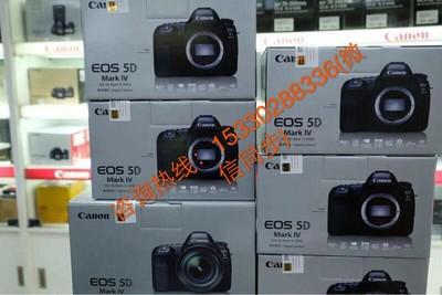 双对焦系统 佳能5D Mark IV搭配24-105II特价8900元!