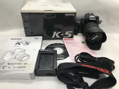 99新宾得K5数码单反机器 支持换购 专业单反相机(行货有包装)