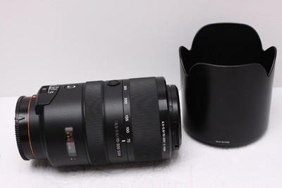 索尼 70-300/4.5-5.6 G SSM 索尼 70-300mmF4.5-5.6 索尼70-300