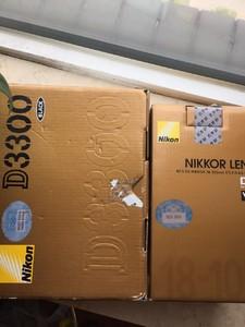 尼康 D3300套机18-105 大陆行货 d3300 18-105套机