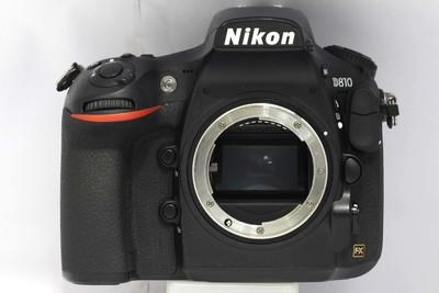 【全画幅专业单反数码相机】尼康 D810(NO:0711)