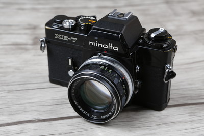 美能达Minolta MC Rokkor-PF 55mm/F1.7 其他