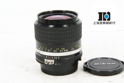 Nikon/尼康 MF 28/2 AIS 酒吧之眼 经典全幅广角 手动对焦 可转接