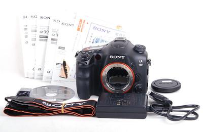 索尼 a99 快门数仅1500次 2430万像素数码相机 #jp18227