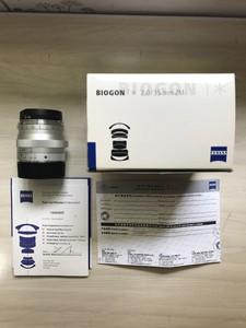 卡尔·蔡司 Biogon T* 35mm f/2 ZM手动镜头
