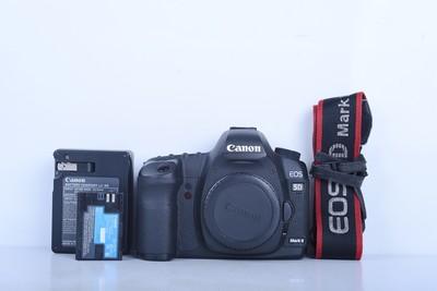 95新二手Canon佳能 5D2 单机 无敌兔 高端相机(B1536)【京】
