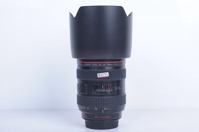 93新二手Canon佳能 24-70/2.8 L USM一代红圈镜头(B3776)【京】
