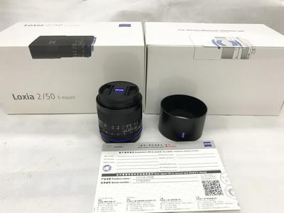 Zeiss蔡司 Loxia 50mm F2索尼E卡口行货包装齐全