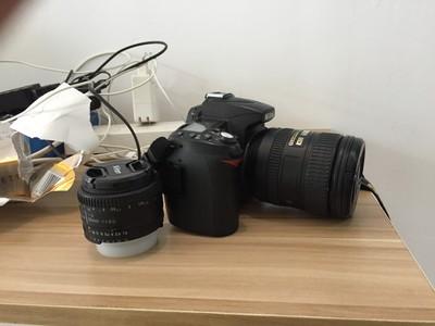 尼康 D90  16 85 VR防抖镜头  50 1.8D 原厂镜头