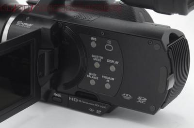 索尼 NEX-VG30EH 带18-105G 大陆行货包装保卡齐全 编号8290