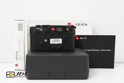 95新 徕卡Leica M6 TTL 大盘带包装(BG09270001)【已成交】