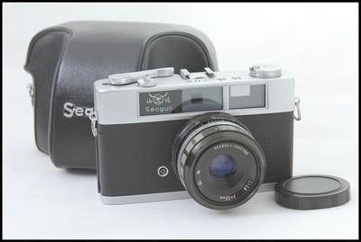 国货精品 海鸥205 135旁轴胶片相机