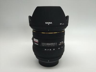 95新适马 24-70mm f/2.8 EX DG HSM(尼康卡口)