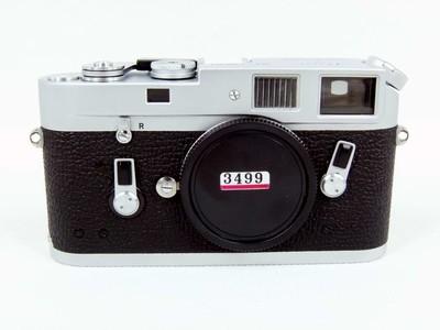 徕卡Leica M4银色