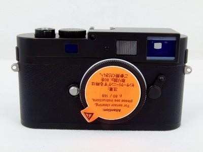 包装齐全的徕卡 M-MONOCHROM CCD版