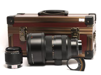 康泰时 Aposonnar 200mm F/2 MMJ 镜头 连2x增距镜 *超美品*
