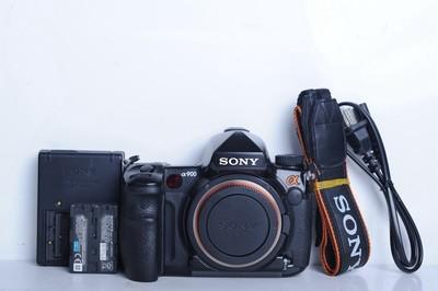 92新二手 Sony索尼 A900 单机 单反相机(B8277)【京】