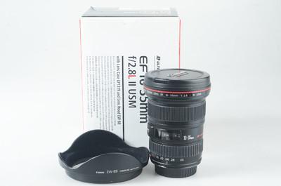 95新 佳能 EF 16-35mm f/2.8L II USM