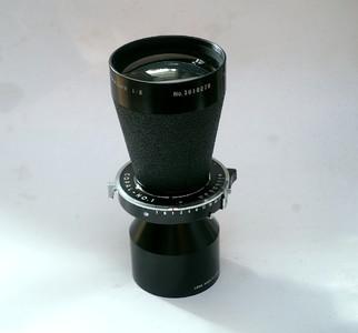 4x5 KOMURA 400mm/8
