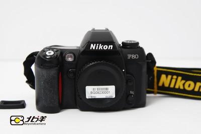 98新 Nikon F80胶片机 (BG09230001)