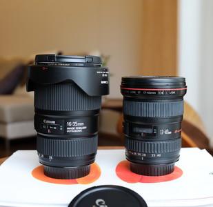 便宜出自用佳能 EF 17-40mm f/4L USM