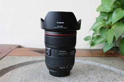 93新二手Canon佳能 24-70/2.8 L II USM二代镜头(W11108)【武】