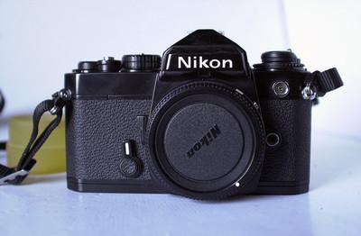 尼康 FE 照相机