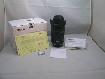 出售 99新 腾龙 18-400mm F3.5-6.3 II VC HLD 佳能口 包装齐全