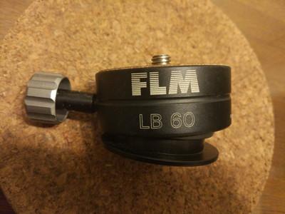 FLM 孚勒姆 LB60 精密水平调整座