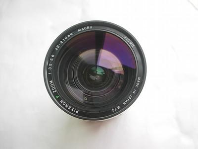 很新理光28--210mmf3.5镜头,PK卡口,可配各种胶片和数码相机