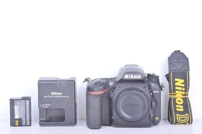 95新二手Nikon尼康 D750 单机 快门18200次(B1508)【京】