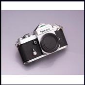 Nikon 尼康 尖顶 F2 DE-1 取景器 银色 全机械 机身
