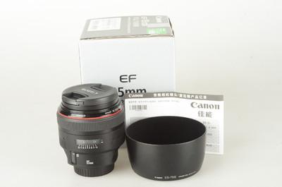 98新 佳能 EF 85mm f/1.2 L II USM(大眼睛) UF编号