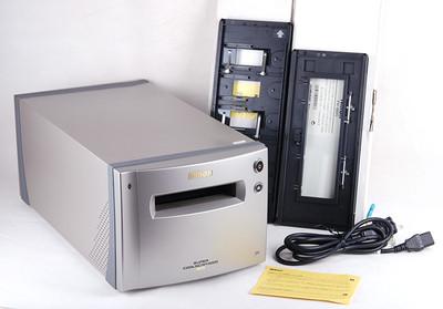 尼康 LS-9000ED 顶级底片扫描仪 带片夹869GR #jp15528