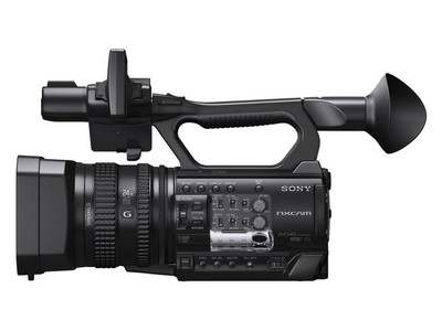 索尼HXR-NX100 摄照一体机,1英寸传感器,12倍光学