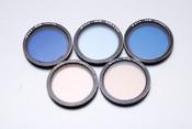 禄来 rollei 3.5T UV镜 五色滤镜 彩色滤镜
