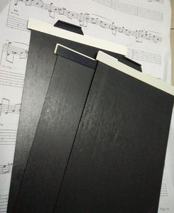 4x5片夹插板