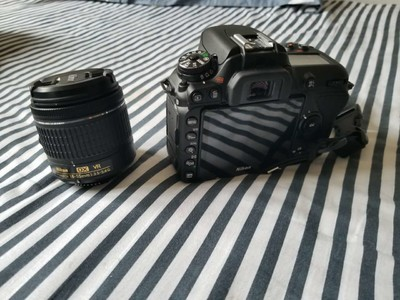 Nikon D7500 99成新,仅用一次