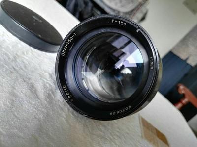 前苏联35MM电影镜头,OKC1-150-1 150/2.8 N670828