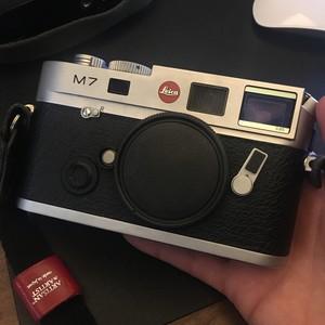 徕卡 M7 MP取景器(0.85)银白