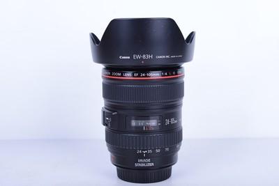 97新二手Canon千亿国际娱乐官网首页 24-105/4 L IS USM 防抖镜头(B2523)【京】