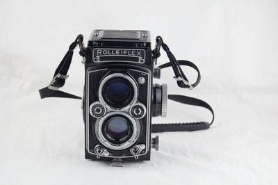 禄来3.5E Rolleiflex 3.5 E